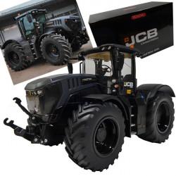 Tracteur JCB 8330 BLack Anthracite édition 75 ans JCB W7431 WIKING 1/32
