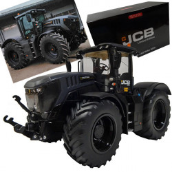 Tracteur JCB 8330 BLack édition 75 ans JCB W7431 WIKING 1/32
