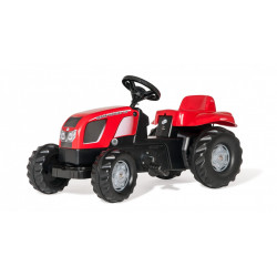 TRACTEUR A PEDALE RollyKid ZETOR Fortera 135 012152 ROLLY TOYS