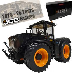 Tracteur JCB 8330 BLack Brillant édition 75 ans JCB W7430 WIKING 1/32