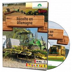 DVD Récolte en ALLEMAGNE Part. 1 CD00408
