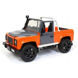 Voiture miniature LAND ROVER 90 PICK UP BRUDER
