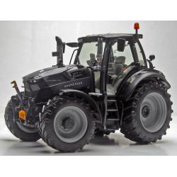 DEUTZ-FAHR 6175 TTV Warrior Black W2053 WEISE TOYS 1/32