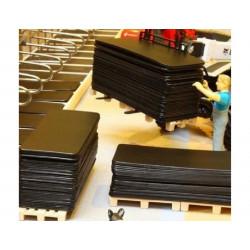 100 tapis pour logettes BT3009 BRUSHWOOD 1/32