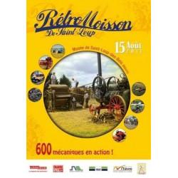 DVD Rétromoisson St Loup 2011 CD00366