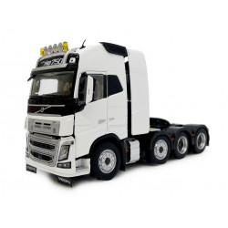 Camion miniature VOLVO FH16 8x4 blanc M1915-04 Marge Models 1/32