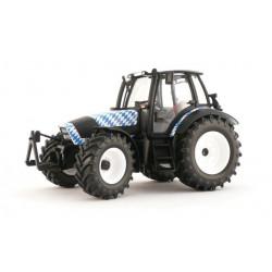 TRACTEUR DEUTZ Agrotron TTV 1160 à Damier Bleu et Blanc UH2094