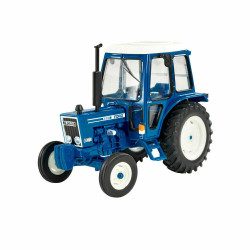 TRACTEUR FORD 6600 43308 BRITAINS 1/32