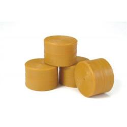 4 balles rondes de paille 42833 ou 40953 BRITAINS 1/32