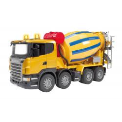 Camion toupie miniature VOLVO BRUDER 3554