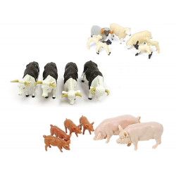 Assortiment 17 animaux 43096 BRITAINS 1/32